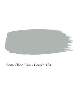 Little Greene Bone China Blue Pale Paint (182)