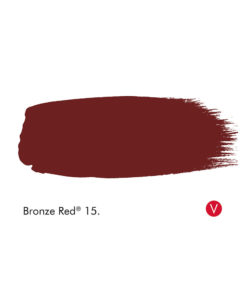 Little Greene Bronze Red Paint (15)