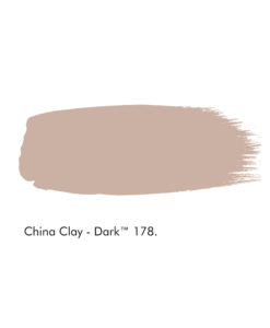 Little Greene China Clay Dark Paint (178)