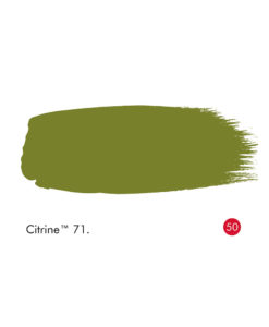 Little Greene Citrine Paint (71)