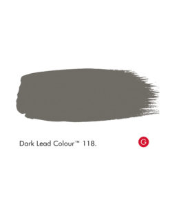 Little Greene Dark Lead Colour Paint (118)