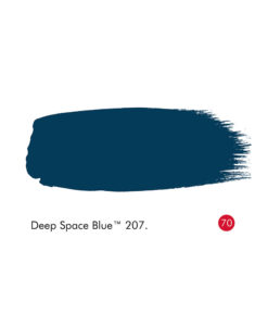 Little Greene Deep Space Blue Paint (207)