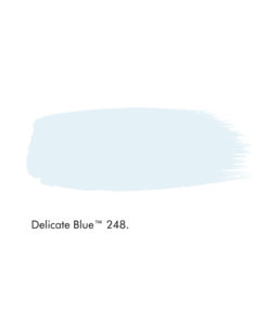 Little Greene Delicate Blue Paint (248)