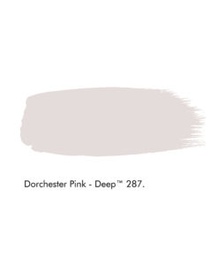 Little Greene Dorchester Pink Deep Paint (287)