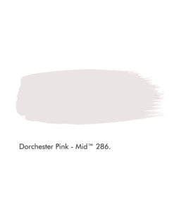 Little Greene Dorchester Pink Mid Paint (286)