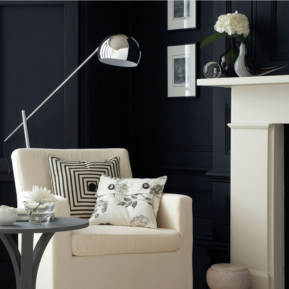 Little Greene Jack Black Paint (119) For Sale - Period Home Style