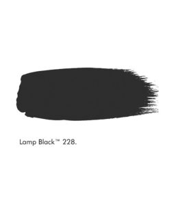 Little Greene Lamp Black Paint (228)