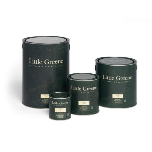 Little Greene Paint Tin Sizes