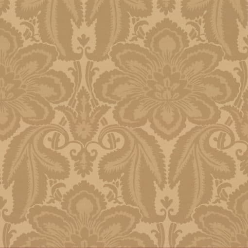 Little Greene Albemarle St Gold Wallpaper