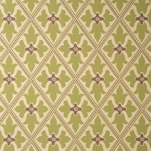 Little Greene Bayham Abbey Citrine Wallpaper