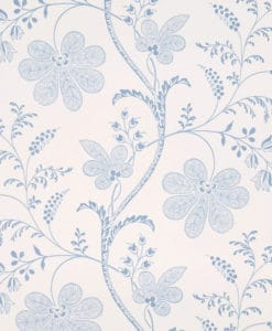 Little Greene Bedford Square Porcelain Wallpaper