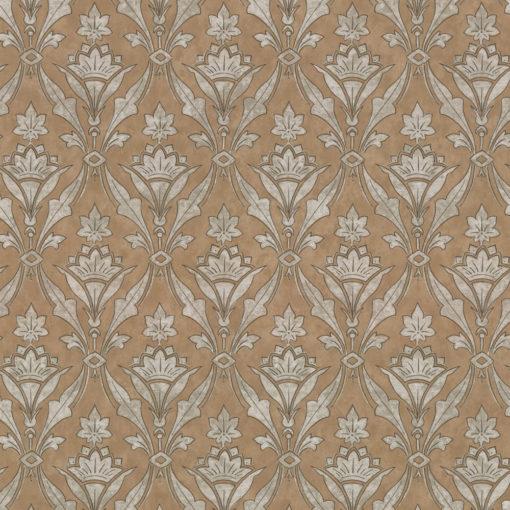 Little Greene Borough High St Foil Wallpaper