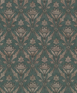 Little Greene Borough High St Weld Wallpaper