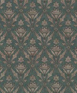 Little Greene Borough High St Weld Wallpaper