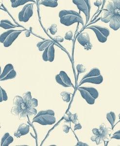 Little Greene Broadwick St Balsam Wallpaper