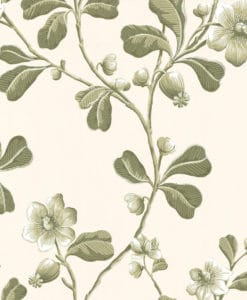 Little Greene Broadwick St Garden Wallpaper