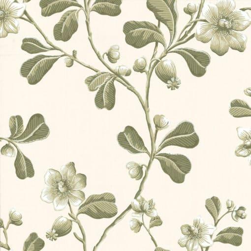 Little Greene Broadwick St Garden Wallpaper