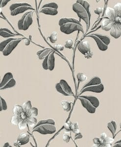Little Greene Broadwick St Mono Wallpaper
