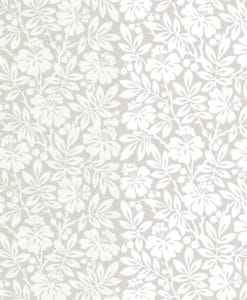 Little Greene Carlisle Street Gentle Grey Wallpaper
