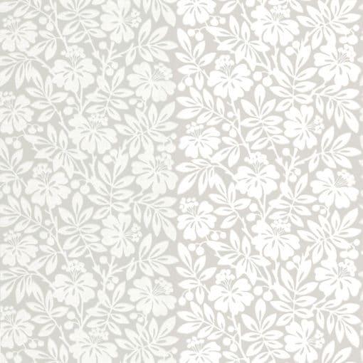 Little Greene Carlisle Street Gentle Grey Wallpaper