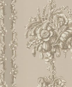 Little Greene Chelsea Bridge Medal Wallpaper