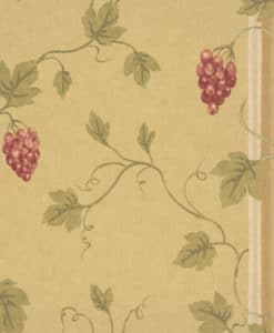 Little Greene Chesterfield St Beaujolais Wallpaper