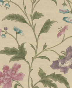 Little Greene China Rose Sage Wallpaper