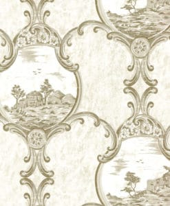 Little Greene Crooms Hill Fresco Wallpaper