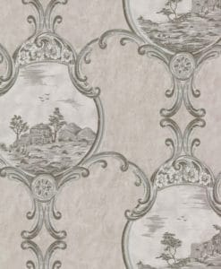 Little Greene Crooms Hill Stucco Wallpaper