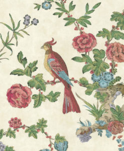 Little Greene Darwin Provence Wallpaper