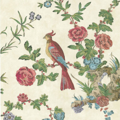 Little Greene Darwin Provence Wallpaper