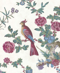 Little Greene Darwin Serein Wallpaper