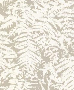 Little Greene Fern Gilver Wallpaper