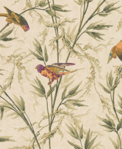 Little Greene Great Ormond St Stable Wallpaper