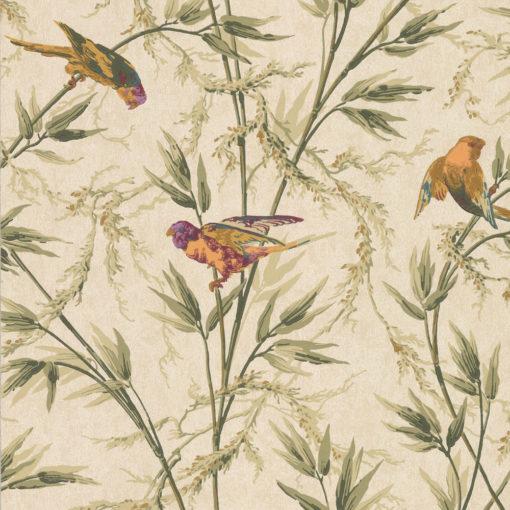 Little Greene Great Ormond St Stable Wallpaper