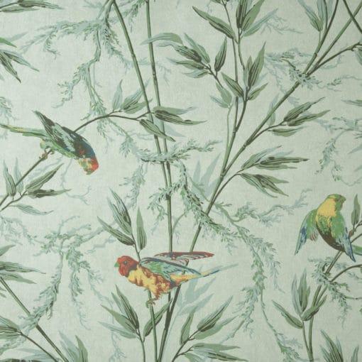 Little Greene Great Ormond St Verditure Wallpaper