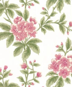 Little Greene Grosvenor Street Parlour Wallpaper