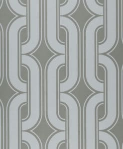 Little Greene Lavaliers Viridian Wallpaper