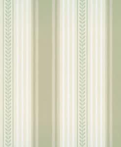 Little Greene Maddox St Cotton Wallpaper