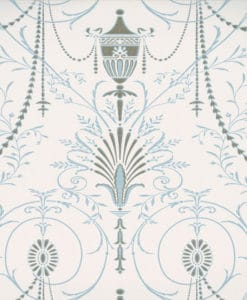 Little Greene Marlborough Crystal Wallpaper