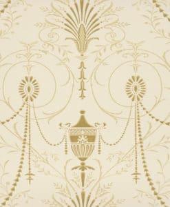 Little Greene Marlborough Jewel Wallpaper