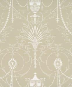 Little Greene Marlborough Purbeck Wallpaper