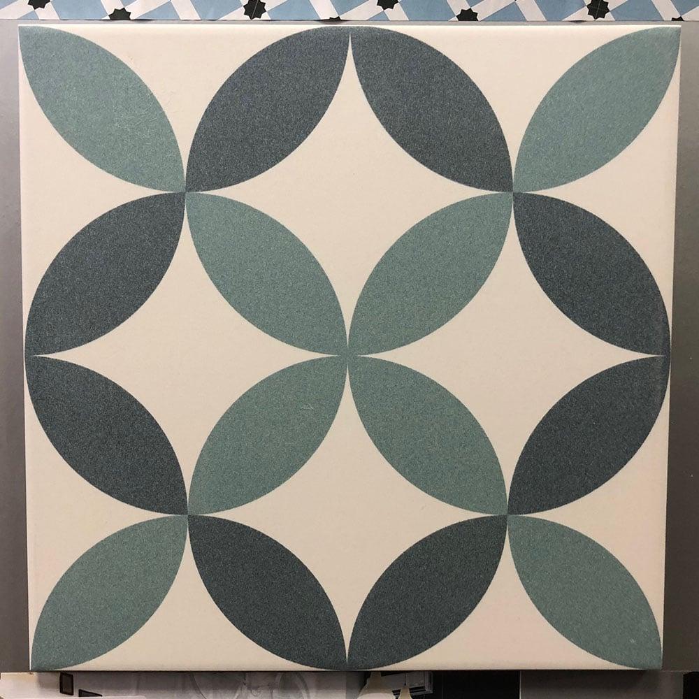 Barcelona Arch Porcelain Tile Buy Online At Period Home