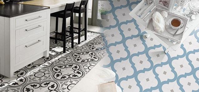 Floor Tiles Period Home Style