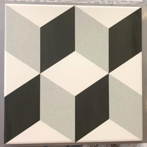 Barcelona Cube Porcelain Tile