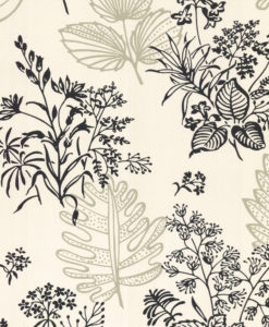 Little Greene Norcombe Couture Wallpaper