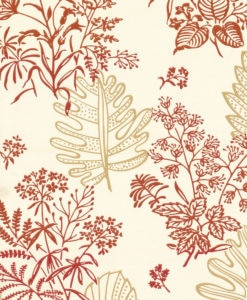 Little Greene Norcombe Jazz Wallpaper
