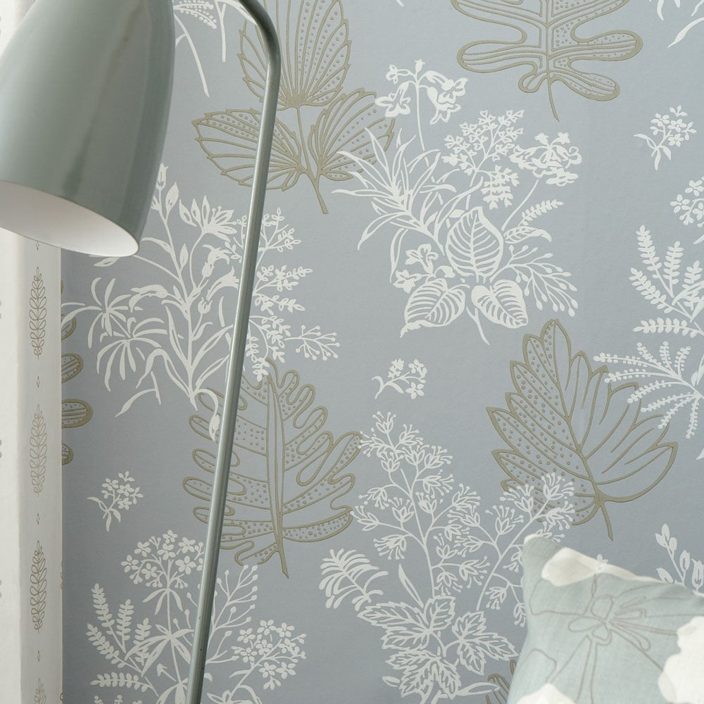 Little Greene Norcombe Welkin Wallpaper Period Home Style
