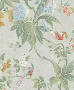 Little Greene Paradise Dusk Wallpaper