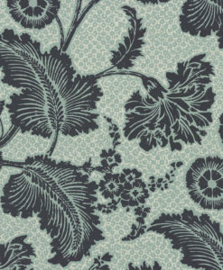 Little Greene Piccadilly Mock Green Wallpaper